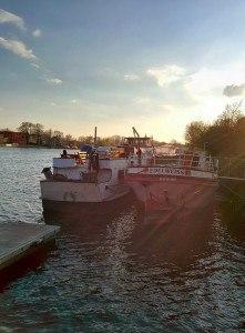 viventura Sozialtag auf dem Boot von Kerstin Hack