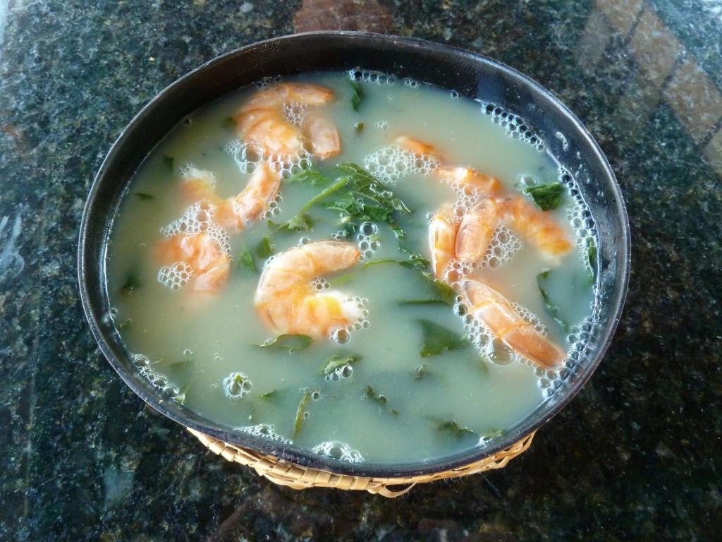 Rezept Tacacá Brasilianische Küche von viventura