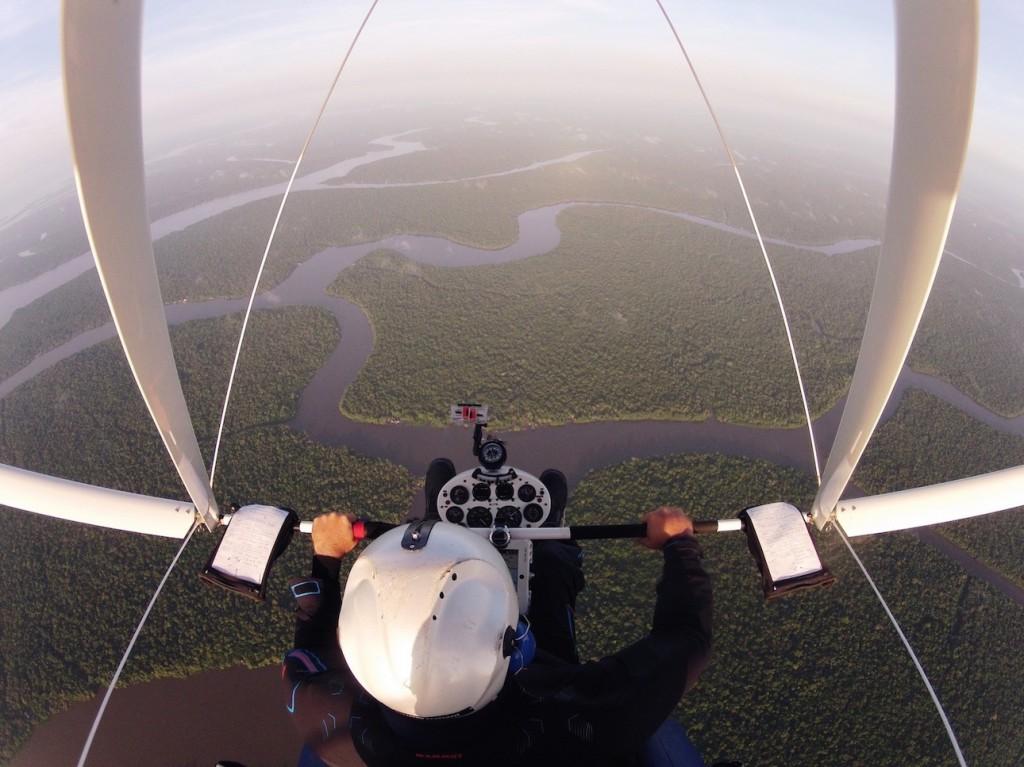 Das Amazonasdelta
