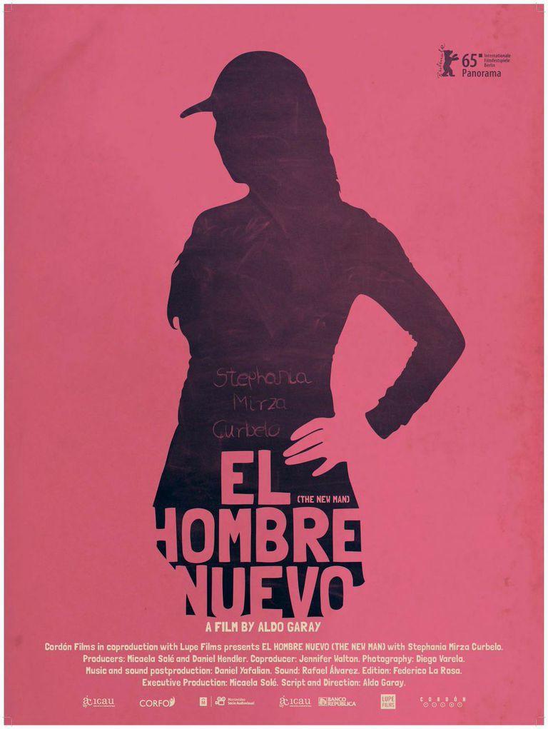 """Aldo Garay, der Regisseur von """"El Hombre Nuevo"""" im Interview mit Benno Schmidt von viventura auf der Berlinale 2015"""
