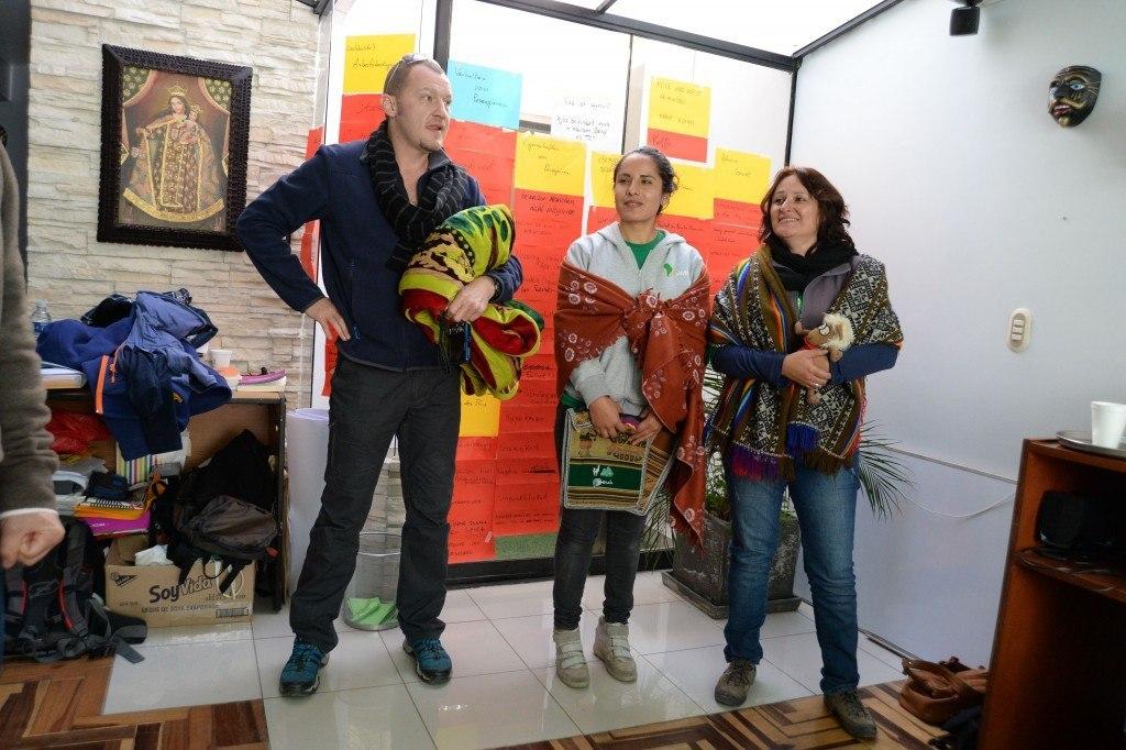 viventura Reiseführer-Fortbildung in Südamerika