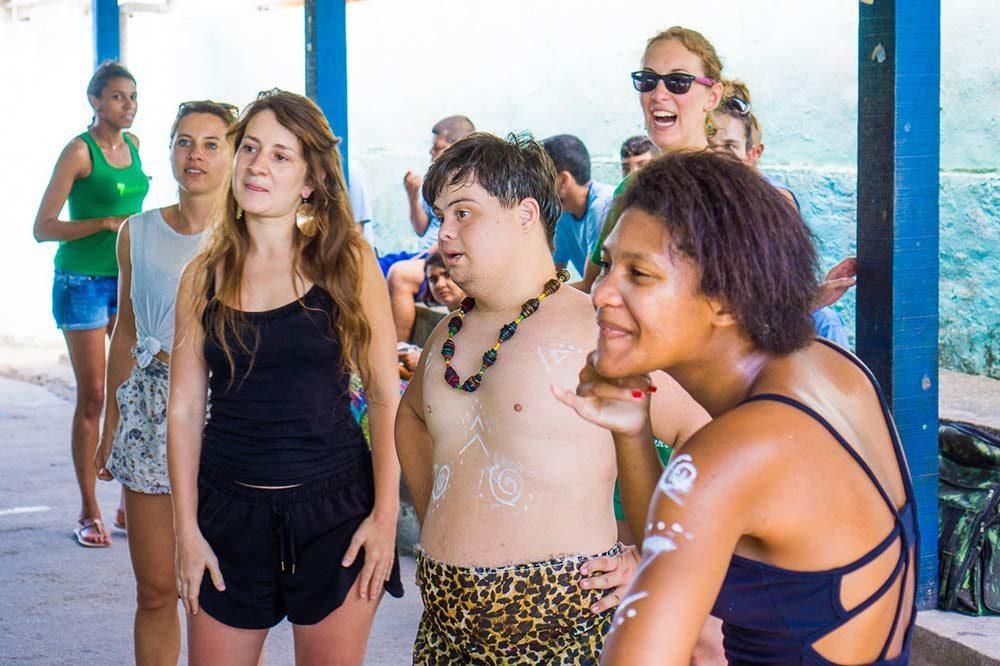 Dia social en la fundacion APAE, Arraial do Cabo (12 of 111)