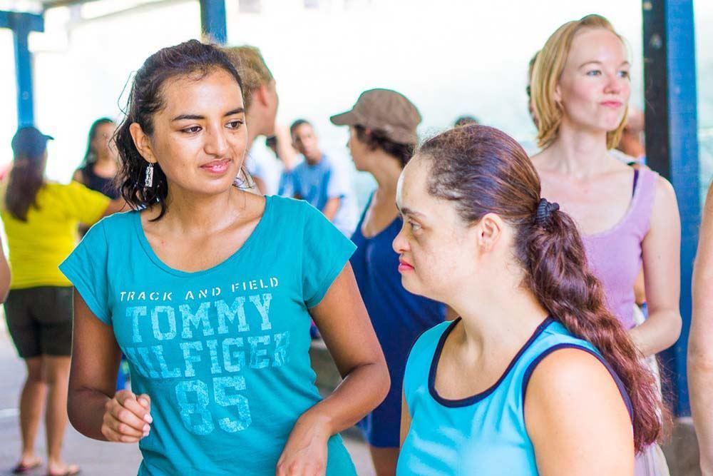 Dia social en la fundacion APAE, Arraial do Cabo (21 of 111)