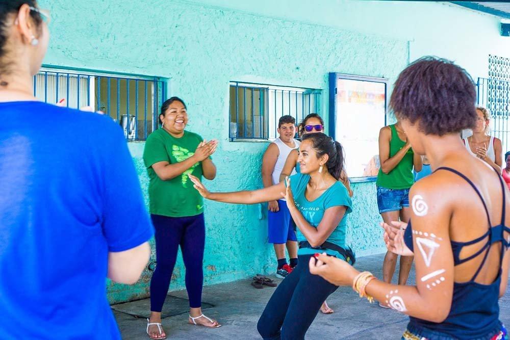 Dia social en la fundacion APAE, Arraial do Cabo (8 of 111)