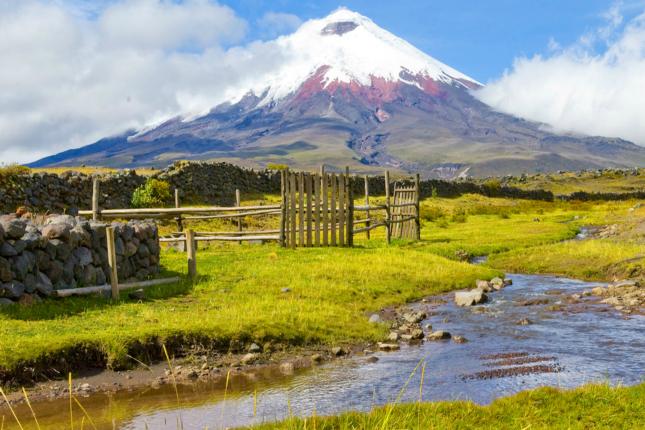 Cotopaxi. Quelle: Shutterstock