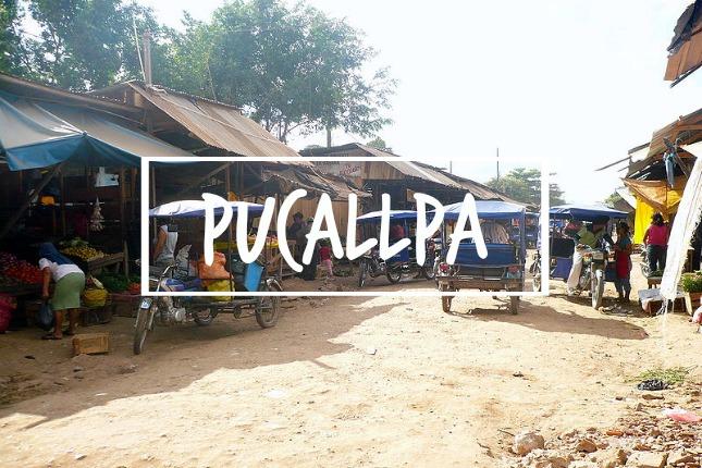 Pucallpa - Avenida Bellavista